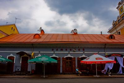 Житомир. Улица Кафедральная