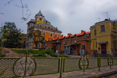 Житомир. На Замковой горе