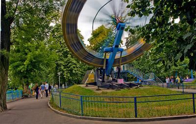 Житомир. Парк им. Ю.Гагарина
