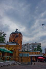 Житомир. Водонопорная башня