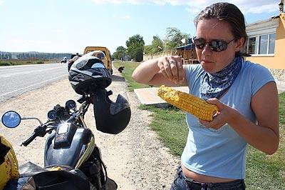 Кукуруза, Аэрофлот-Норд, Анапа