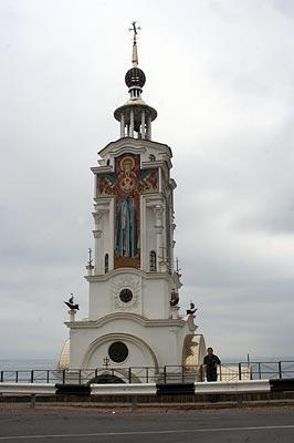 Крым. Храм Святителя Николая