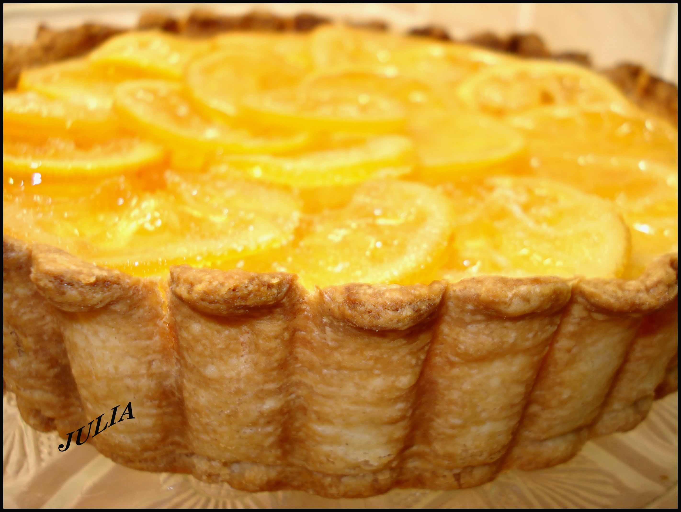 Лимонный пирог из песочного теста рецепт выпечка и десерты
