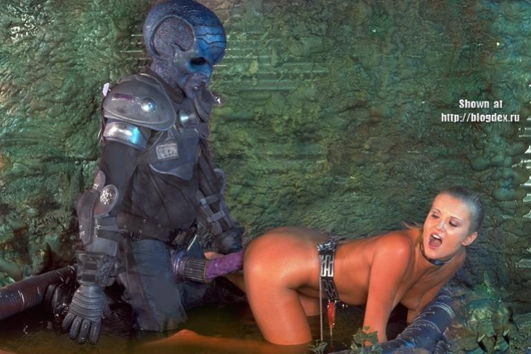 Сексом с инопланетянином 15 фотография