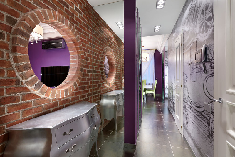 дизайн проект трехкомнатой квартиры 150 кв.м