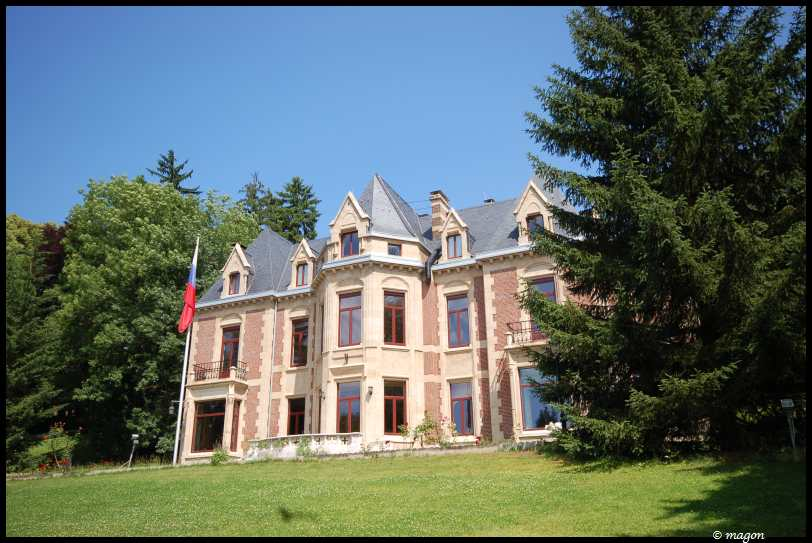 Замок Бегген,Люксембург/Chateau de Beggen,Luxembourg
