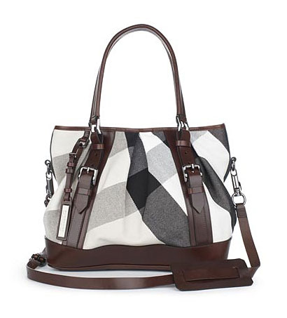 Les sacs Burberry – Collection printemps/été 2009