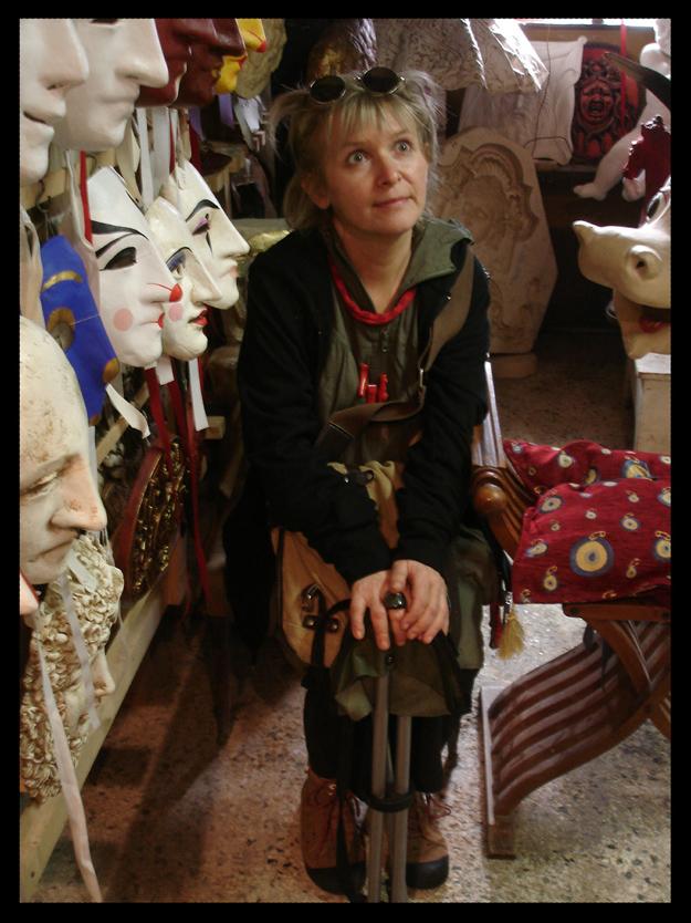 Надя Будакова. 18.11.1967 - 17.11.2012