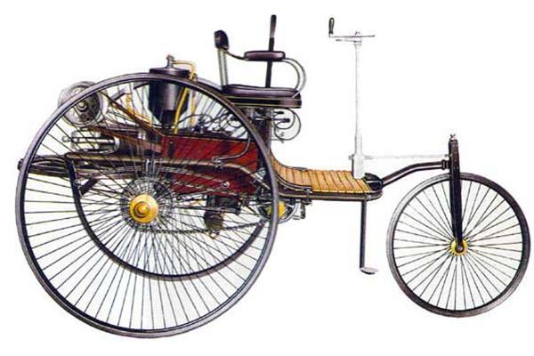 сами первый автомобиль в мире фото #11