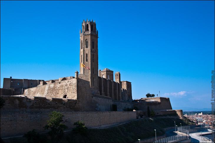 Замок в Лериде