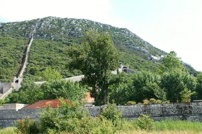 Великая Хорватская Стена