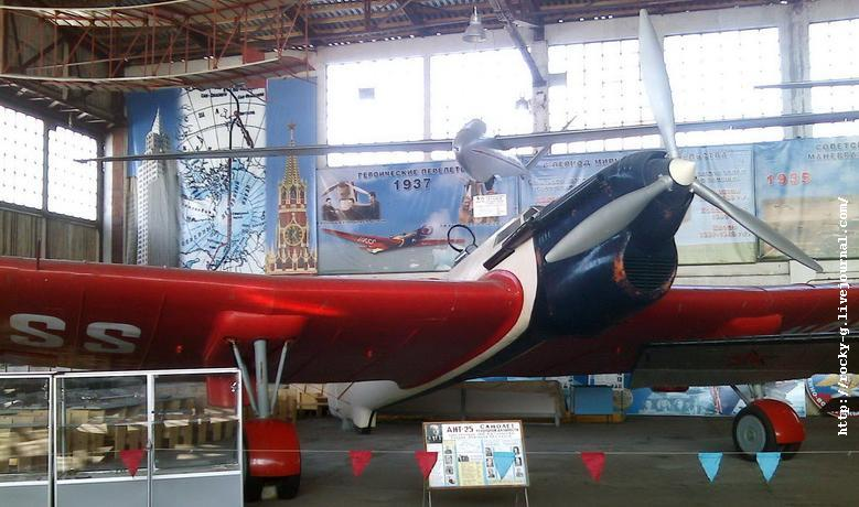 Центральный музей Военно-воздушных сил РФ