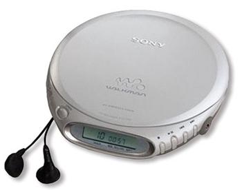 sony walkman Sony D-EJ361
