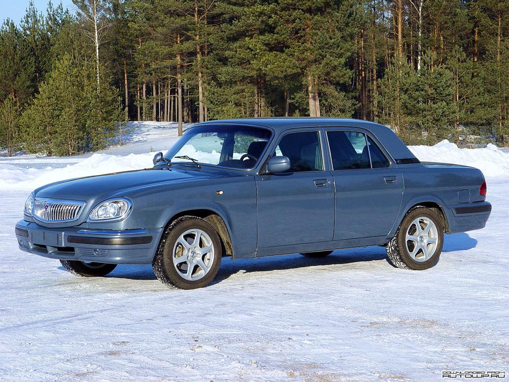 ГАЗ - 31105