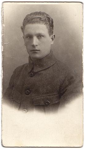 1923. Прадедушка