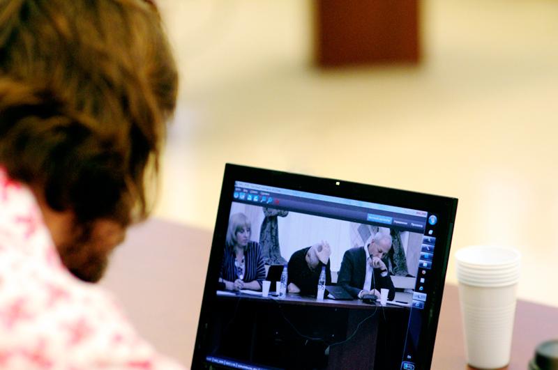 Губернаторы и блоггеры в Общественной палате