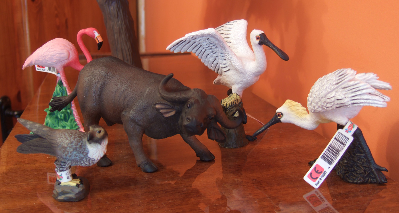 My first CollectA animals: the Beautiful Five 100812_Collecta_together1