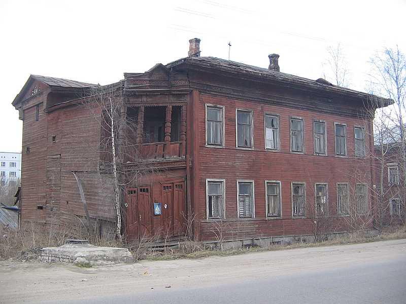 Пример «восстановления» дома
