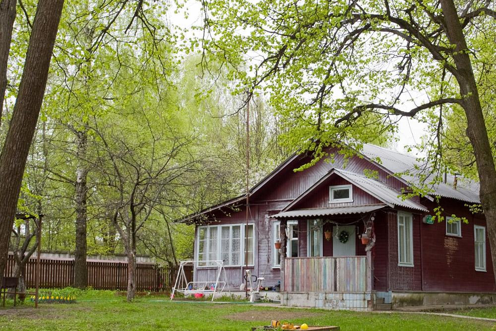 дом отдыха покровское одинцовский район схема проезда