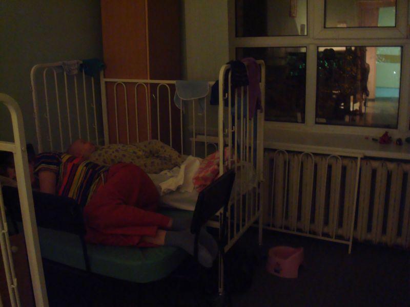 Геноцид (.  История о том, как можно провести две недели со своим ребёнком в Филатовской больнице в Москве.