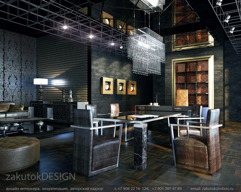 Tags дизайн интерьера кабинет