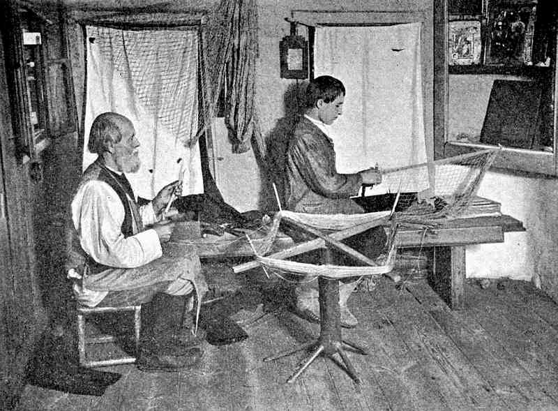 1890eNA_pletenie_rybol_setey_der_Resheti