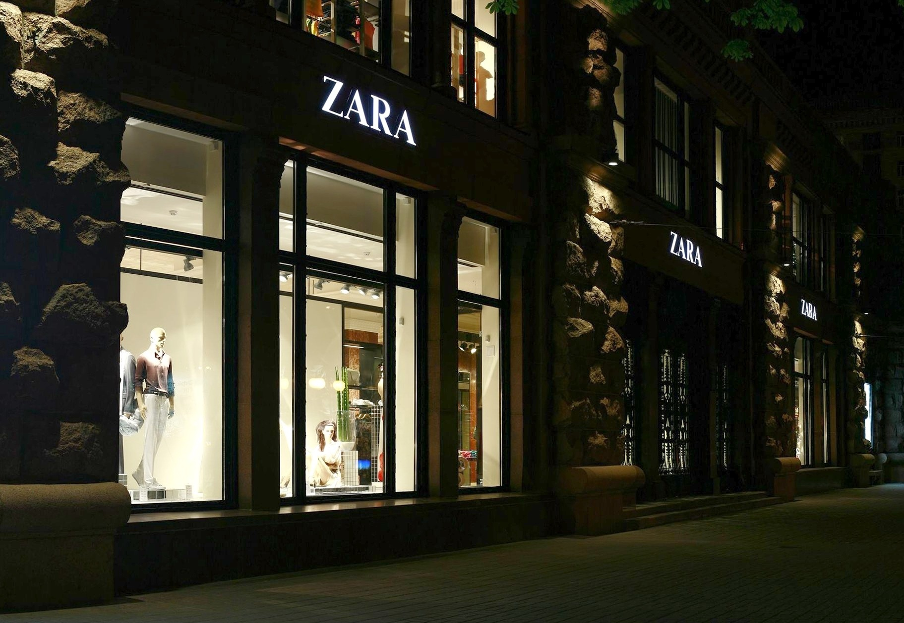 zara stores inditex group page 7 skyscrapercity. Black Bedroom Furniture Sets. Home Design Ideas
