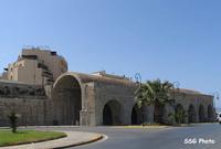 Фрагмент старой крепости
