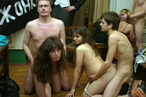 Секс в тимирязевском музее