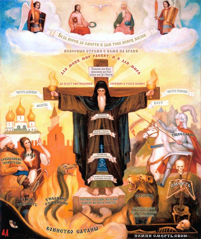 занятий лыжным православие как побороть сквернословие мирного неба