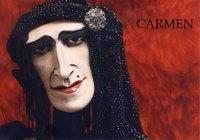 Carmen. Marionette
