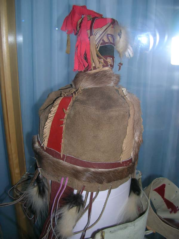помощь человеку головной убор коряцкого шамана других