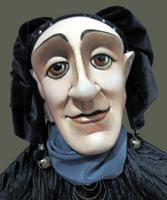 Yorik. Marionette