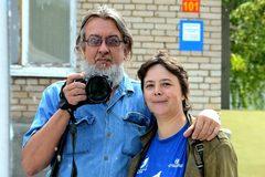 Анна Астахова & Алексей Салтыков