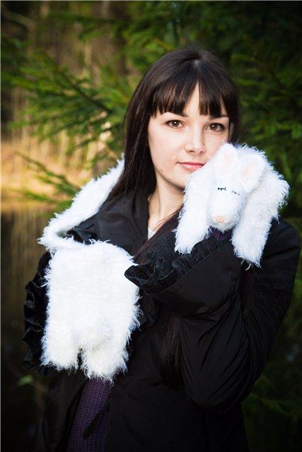 Овцешарф