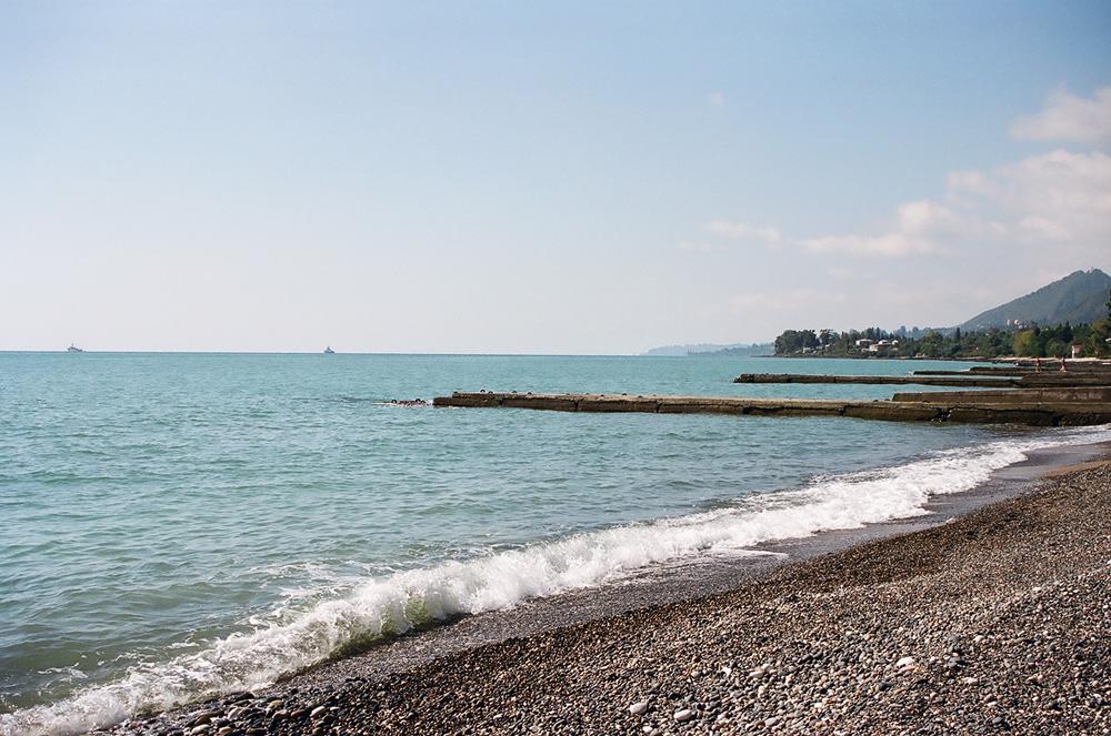 Новый афон абхазия фото пляжа