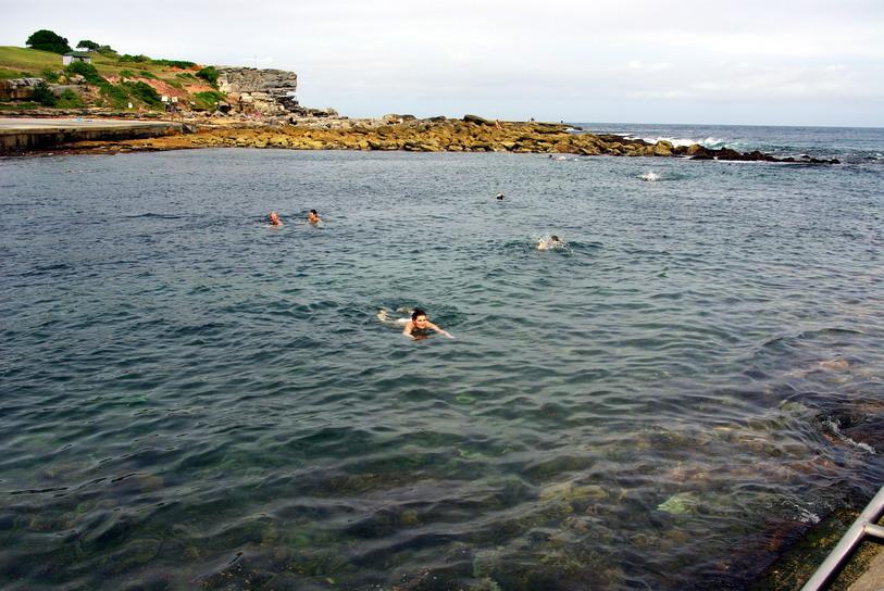 пляж Кловелли, Сидней