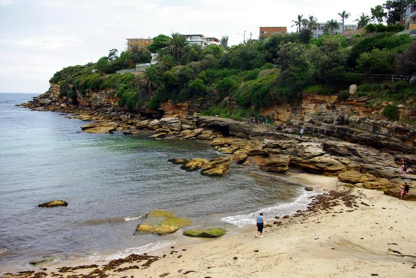 пляж Куджи, Сидней