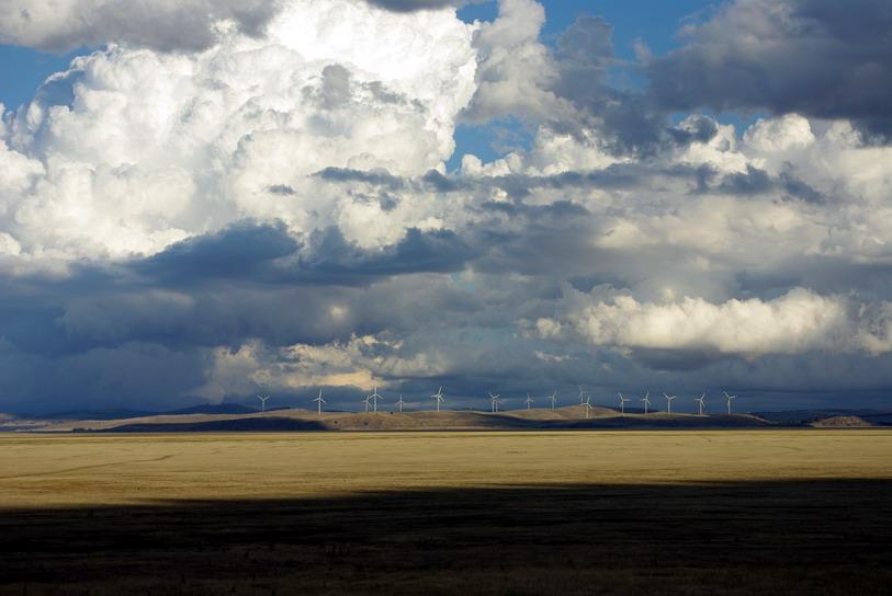 ветровая энергетика Австралии