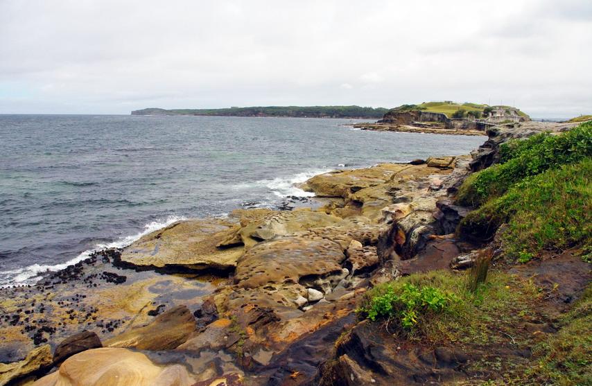 остров Бэр, Сидней