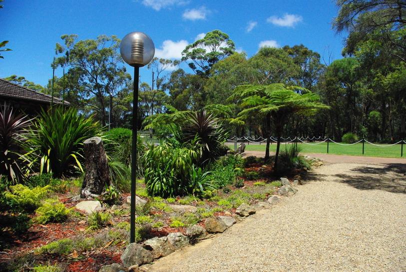сад в Сиднее