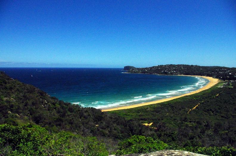 Австралия, океан