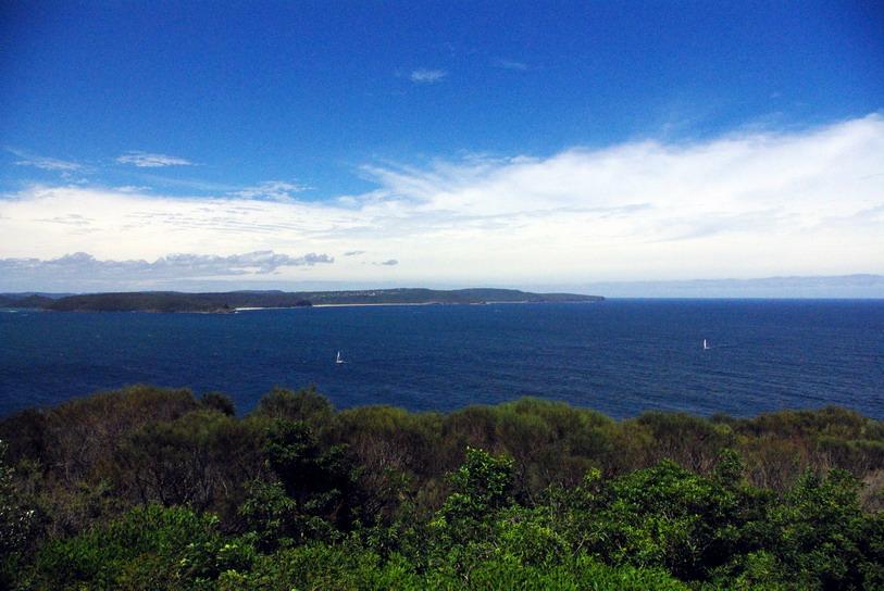 Тихий океан, Австралия