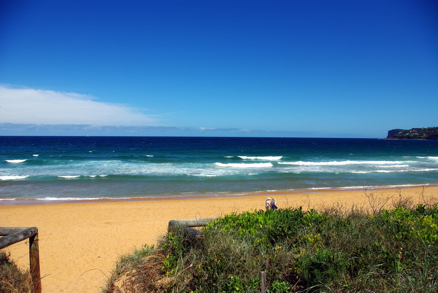 океан в Сиднее