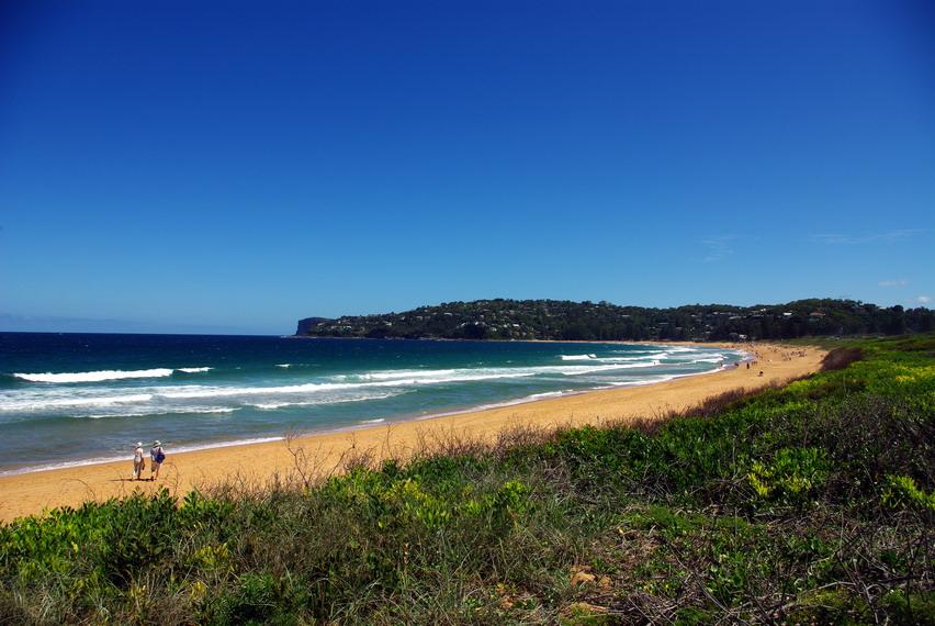 пляжи Палм Бич, Австралия