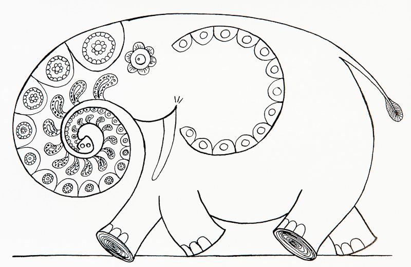 тупой слон