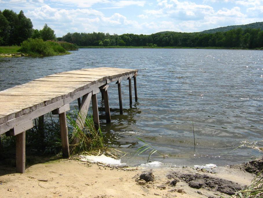 Белое озеро, Задонецкое