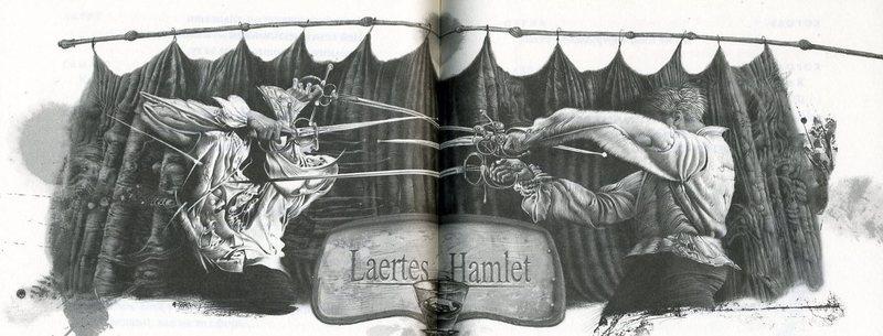 hamlet vs beowulf