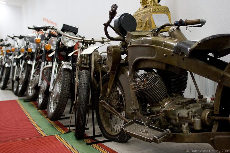завод мотоцикл иж фото