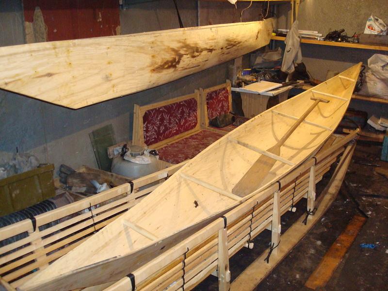 Изготовление лодок из дерева. Фотохостинг - фотографии, картинки, изображения.